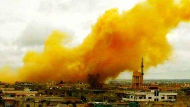 Photo of گاز کلر در ادوات جنگی | ساخت جنگ افزار با مواد شیمیایی