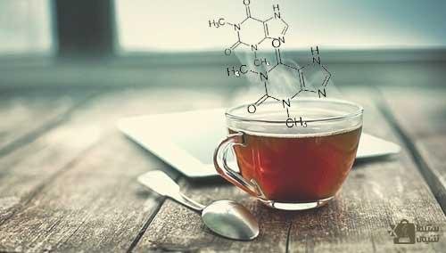 مواد شیمیایی در چای