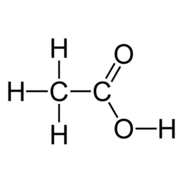 اسید-استیک