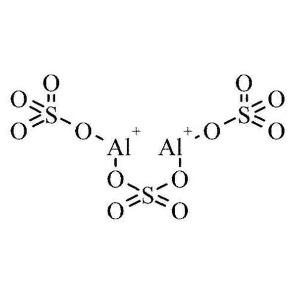 آلومینیوم-سولفات