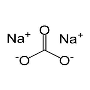 فرمول شیمیایی سدیم کربنات